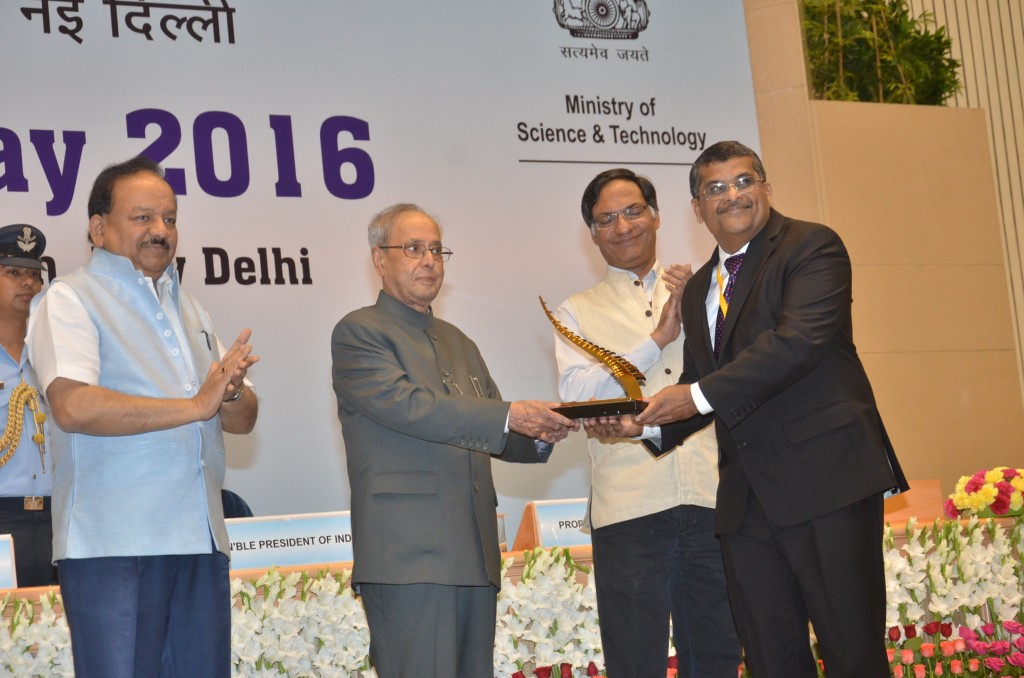 Resil National Award - 2016