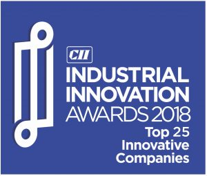 Resil won CII Innovation award 2018