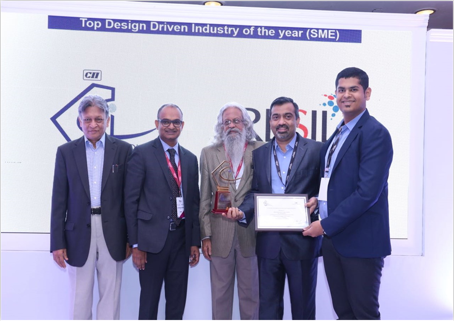 RESIL wins CII- IPR Award